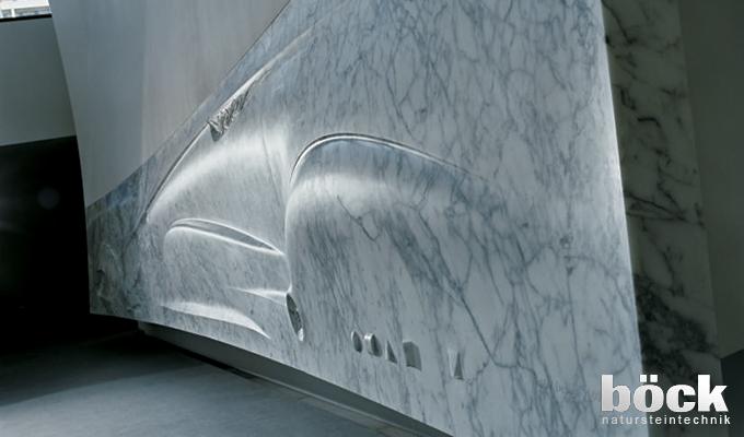 BMW 3D Kunstwerk