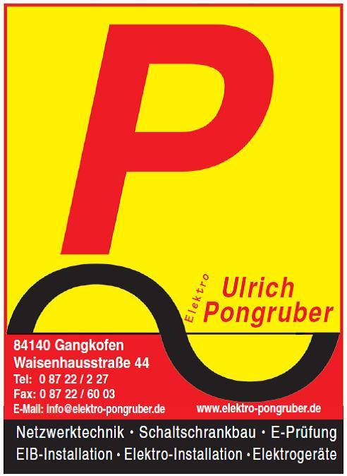 Ulrich Pongruber Elektro
