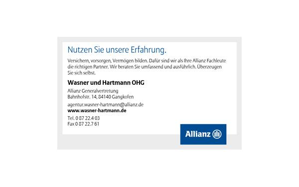Wasner & Hartmann OHG